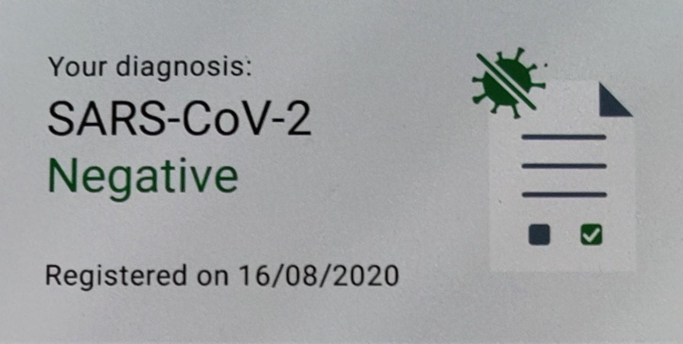 SARS-CoV-2 test diagnosis personal freedom civic responsibility Germany